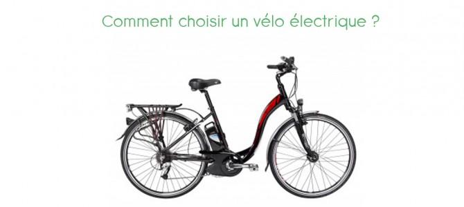 Quelques astuces pour bien choisir son vélo électrique