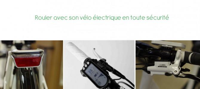 Sécurité : points à savoir avant d'acheter un vélo électrique